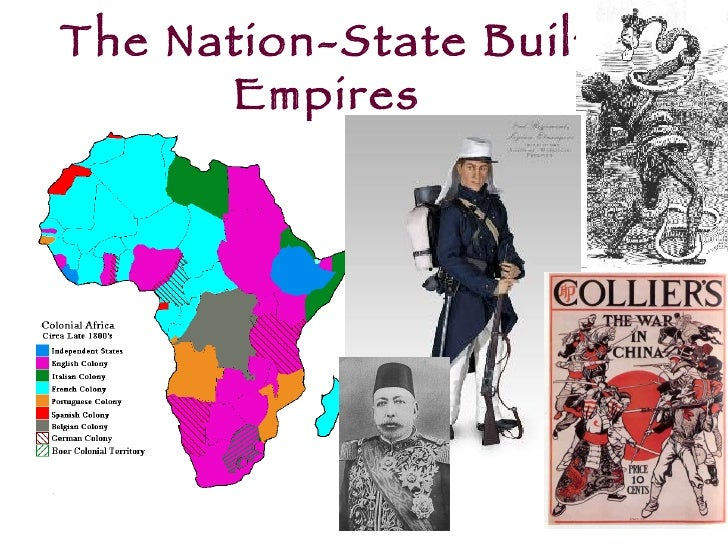 The Nation-State Built Empires