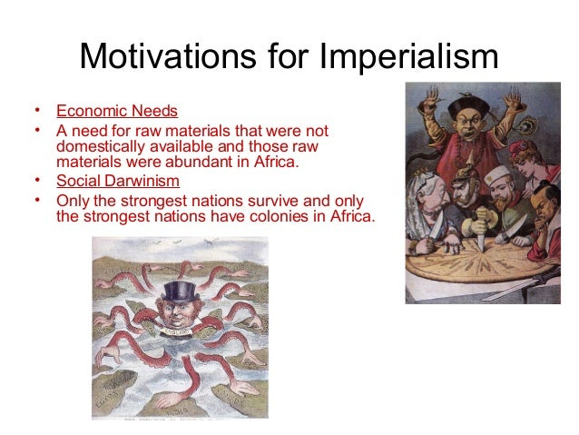 how to use imperialism in a sentence