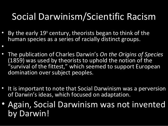 an analysis of imperialism fueled by social darwinism An essay or paper on social darwinism fueled imperialism social darwinism fueled imperialism by making imperialistic nations believe that their imperialistic.
