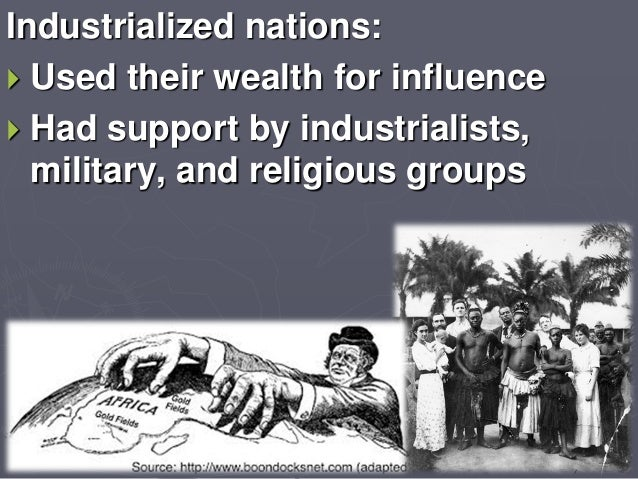 """Social Darwinism •Based on the ideas of Charles Darwin and the """"survival of the fittest."""" •European dominance involved the..."""