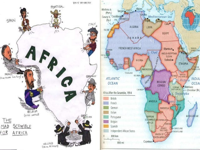 the benefit of imperialism to britain and africa Britain, france, germany,  the subjugated area existed to benefit the imperialist power, and had almost no independence of action  imperialism in africa.