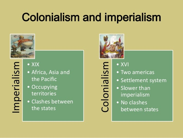 notes on colonialism and imperialism Study 41 chapter 22: imperialism and colonialism flashcards from sierra n on studyblue.