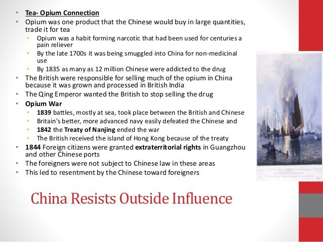 imperialism in china and japan Japan, which had isolated itself from international politics in the tokugawa period (1600-1868), enters an international system of the late 1800s where imperialism dominates japan rapidly becomes a major participant in this international system and seeks particular imperialist privileges with its east asian neighbors, china and korea.