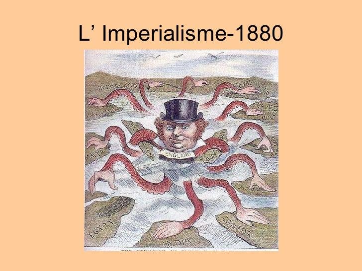 L' Imperialisme-1880