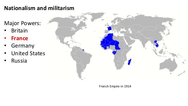 french language and new imperialism Imperialism in north africa and new zealand britain and egypt gained shared control of the area in north africa imperialism the french in north africa.