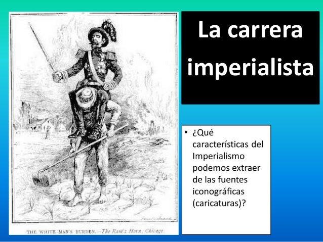 La carrera imperialista