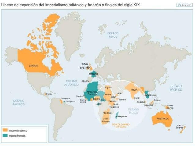 ¿Crees que exista relación entre el Imperialismo y la I Guerra Mundial? Infiérelo a partir del meme