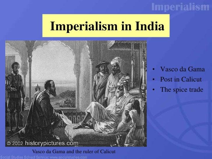 British imperialism in india essay