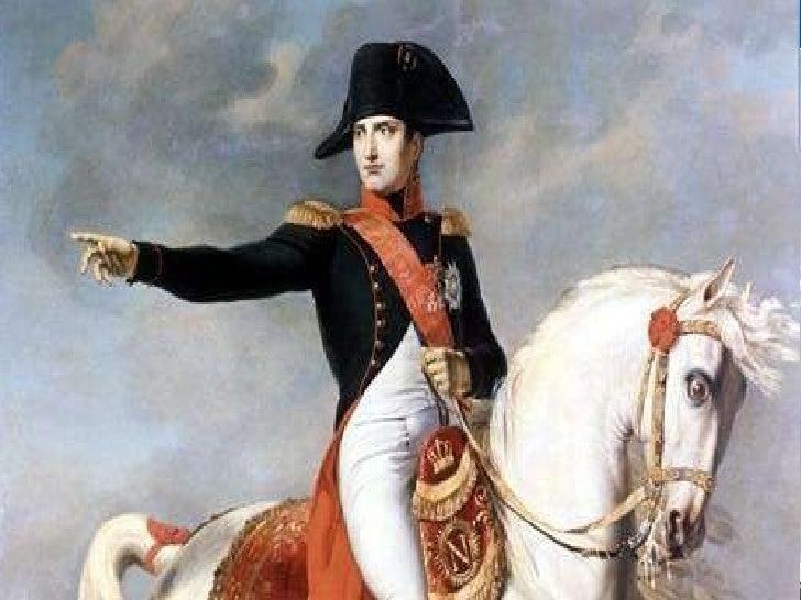 LA ERA NAPOLEÓNICA (1799 -1815) - CONSULADO E IMPERIO - Prof. Carlos Neyra Octubre 2008