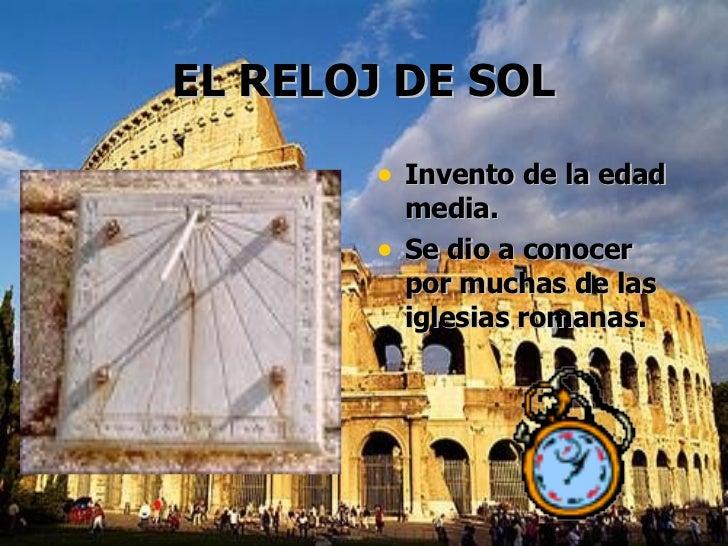 2 inventos de los romanos