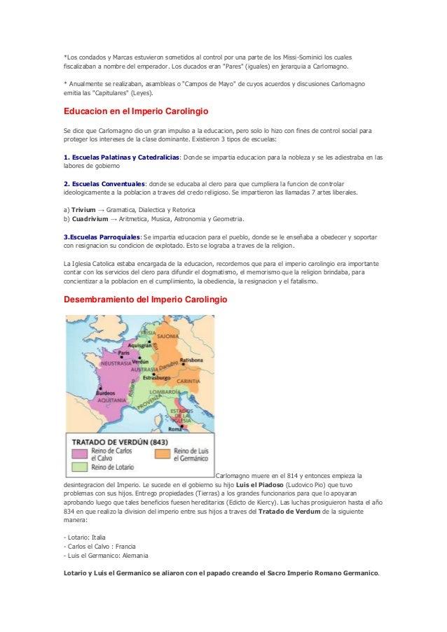 *Los condados y Marcas estuvieron sometidos al control por una parte de los Missi-Sominici los cualesfiscalizaban a nombre...