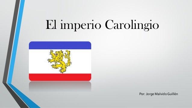 Imperio Carolingio
