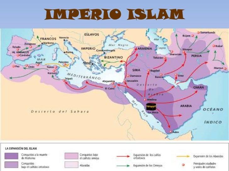 IMPERIO ISLAM