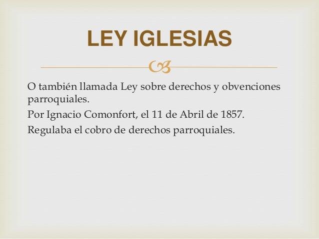 Segundo imperio mexicano for Ley de ministerios