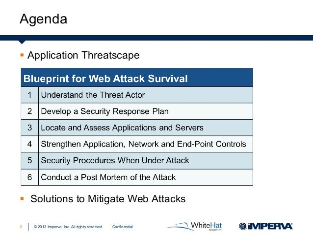 A blueprint for web attack survival malvernweather Gallery