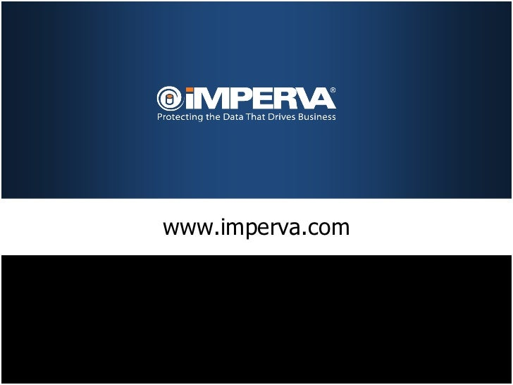 imperva securesphere admin guide pdf