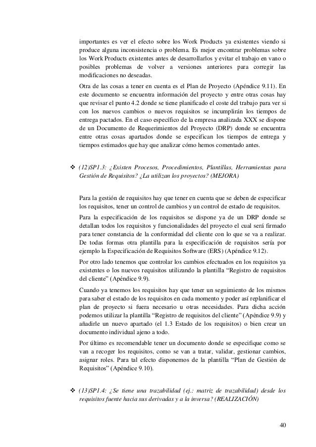 Hermosa Plantilla De Cmmi Friso - Colección De Plantillas De ...