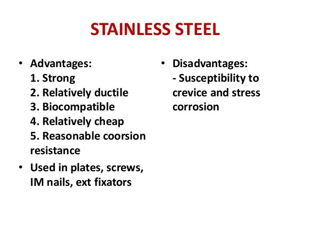 advantages and disadvantages of steel making Students learn about the variety of materials used by engineers in the design and construction of modern bridges they also find out about the material properties important to bridge.