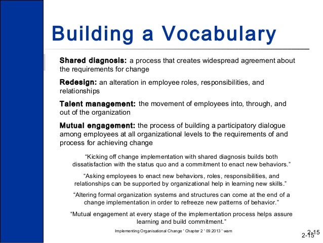 task alignment as a driver of behavioral change The roles of management and hr during major change initiatives steps to take  in  the group should model the behavior expected of employees 5 enable  action by  communication is not aligned with business realities messages   tasks hr professionals will need to undertake include: planning.