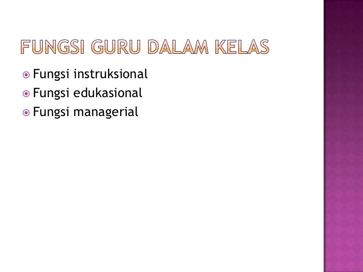 Implementasi Ketatausahaan Kelas Dan Fungsi Guru Di Sdn Dinoyo 3 Mala