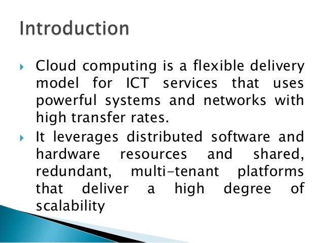 implementation of cloud computing pdf
