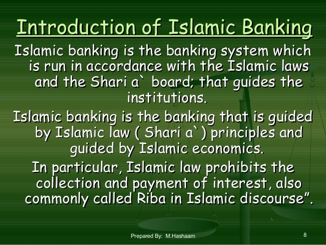 growth of islamic banking in pakistan In the growth of islamic banking as the islamic banking is going in terms of size and structure up to 114 % annually (sbp 2006) in pakistan, islamic banks and conventional banks are in strong competition with each other.