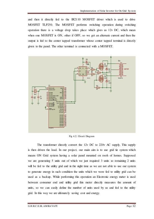 Implementation Of Solar Inverter 2
