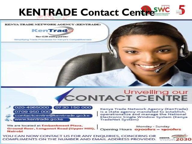 KENTRADE Contact Centre