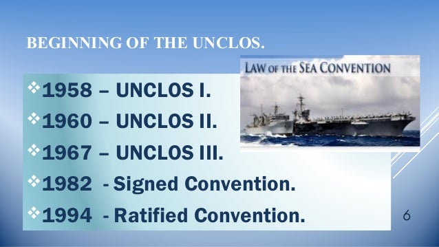 Implementations Of The Law Sea Convention In Sri Lanka