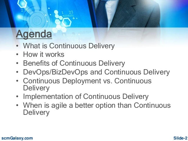 Implement continuous delivery for your software projects Slide 2