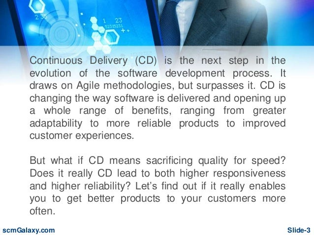 Implement continuous delivery for your software projects Slide 3