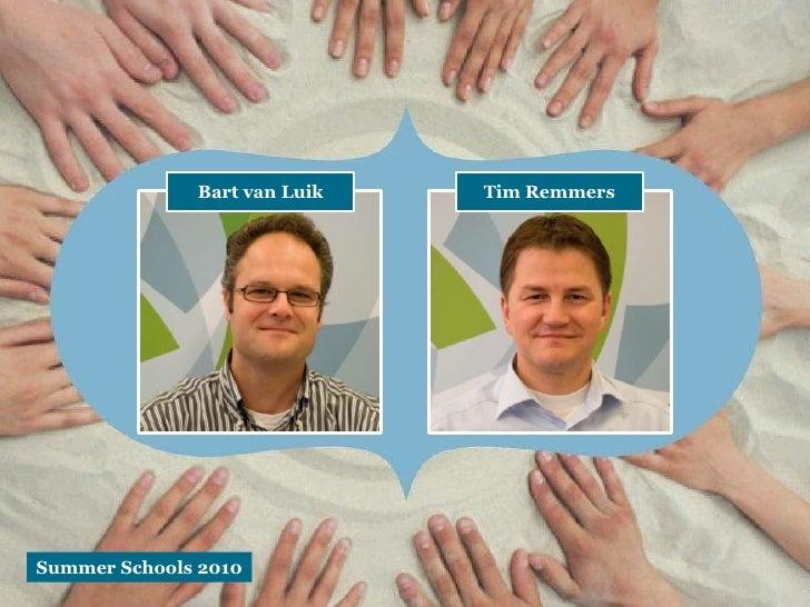 Implementeren van onderwijstechnologie Slide 3