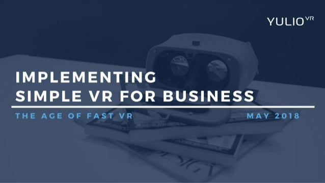 Guide to Implementing Fast VR in Your Business