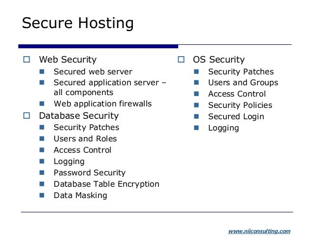 Implementing A Comprehensive Application Security Progaram