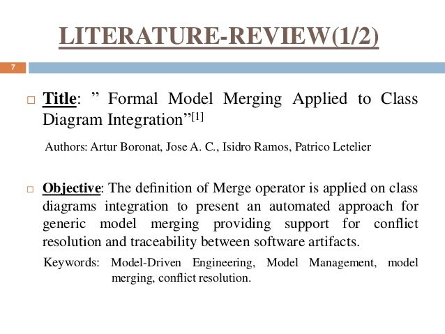Implementing Merge Sort