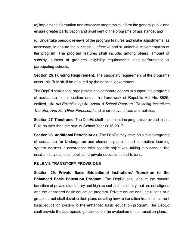implementing rules and regulations Implementing rules and regulations republic of the philippines philippine economic zone authority roxas boulevard corner san luis street pasay city, metro manila.