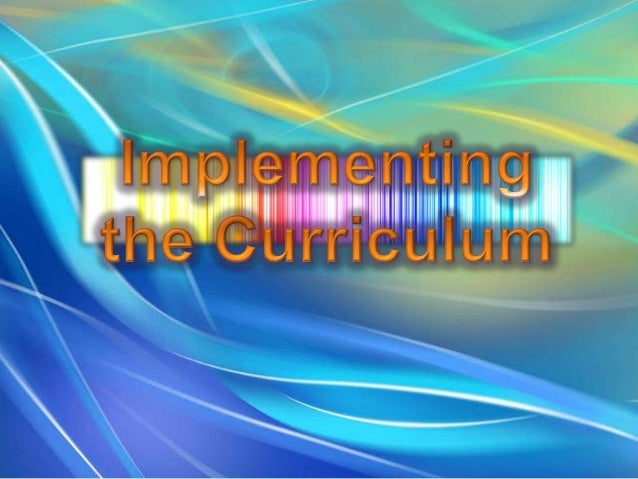  Stakeholders  are individuals or institutions that are interested in the school curriculum.  are those involved the di...