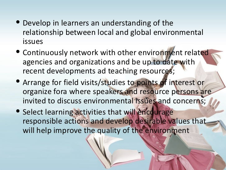 Implementing The Environmental Education