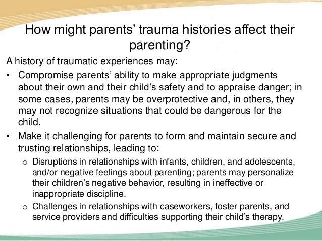 trauma focused cognitive behavioral therapy pdf