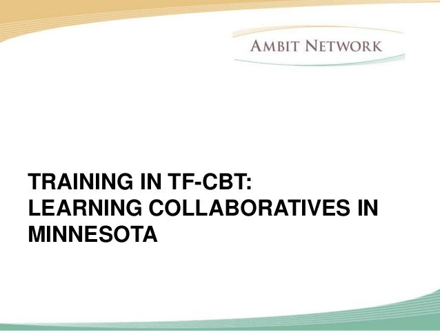 case study for cbt toolkit course