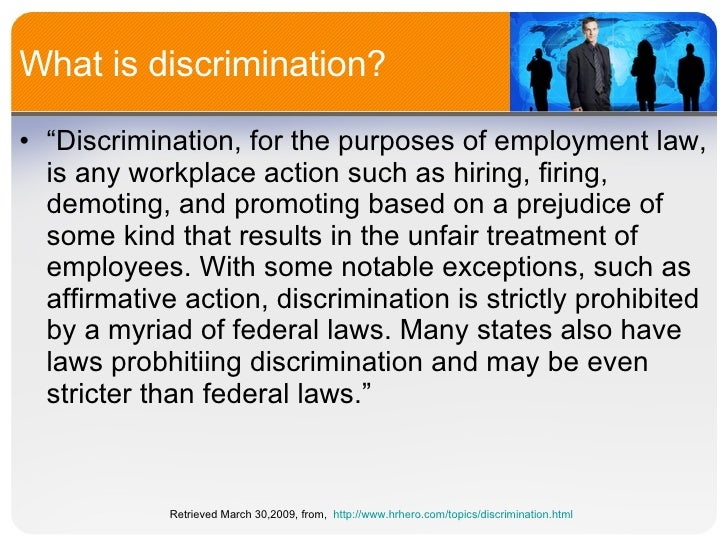 what is discrimination Item discrimination is the degree to which students with high overall exam scores also got a particular item correct it is often referred to as item effect.