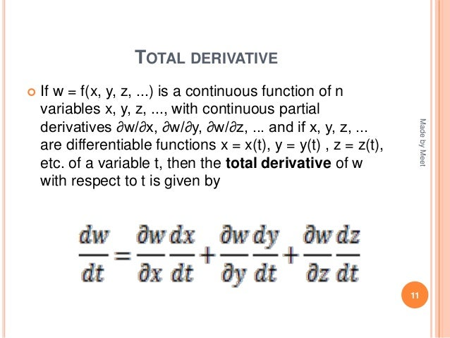 what is the difference between derivative To better understand the difference between the differential and derivative of a function, you need to understand the concept of a function first a function is one of the basic concepts in mathematics that defines a relationship between a set of inputs and a set of possible outputs where each input .