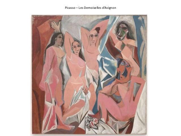 Picasso – Les Demoiselles d'Avignon