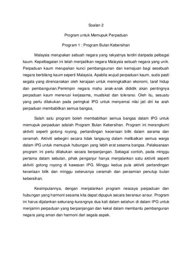 essay kritikan kepada pemimpin bangsa