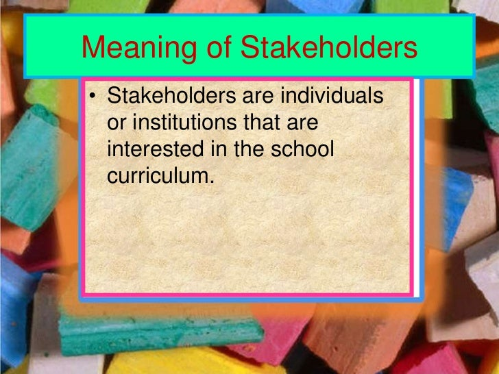 roles of stakeholders This module provides a comprehensive understanding of the policy and regulatory issues around climate change and the roles of different types of stakeholders.