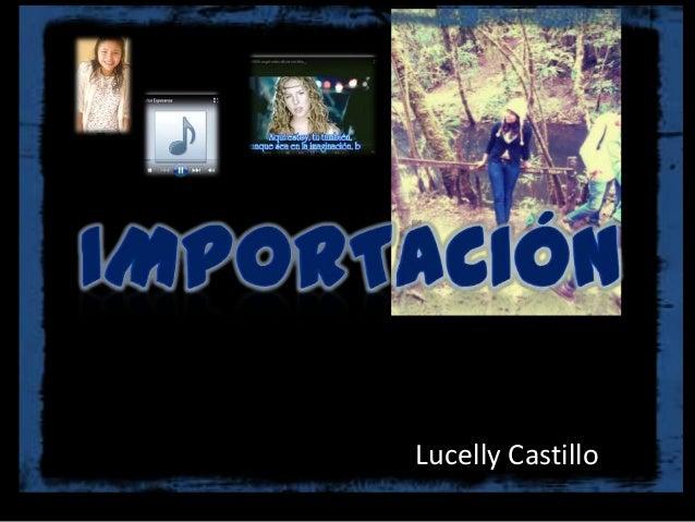 Lucelly Castillo