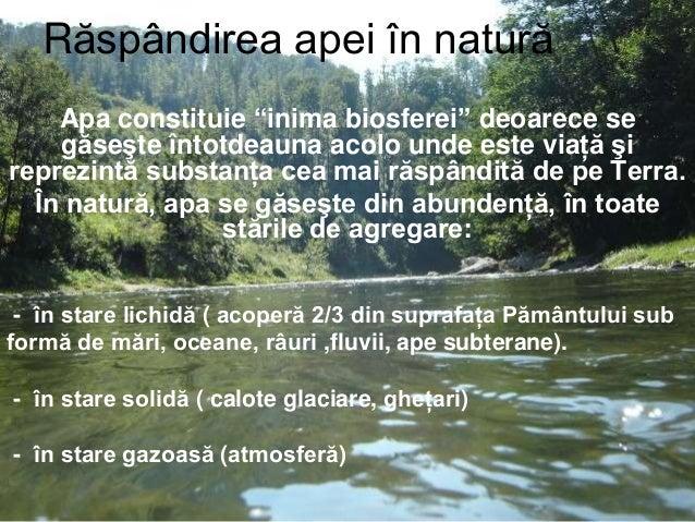 Importanța apei Slide 2