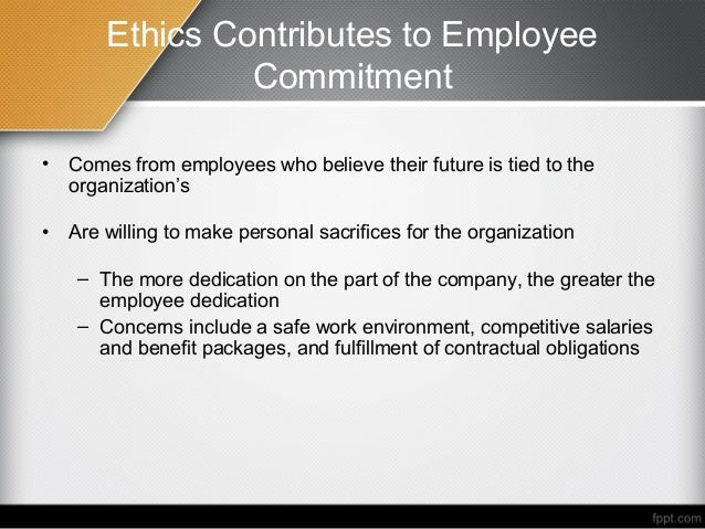 importance of ethics in business as Social responsibility and ethics are necessary to live and work in a way that accounts for the welfare of people and of the environment.