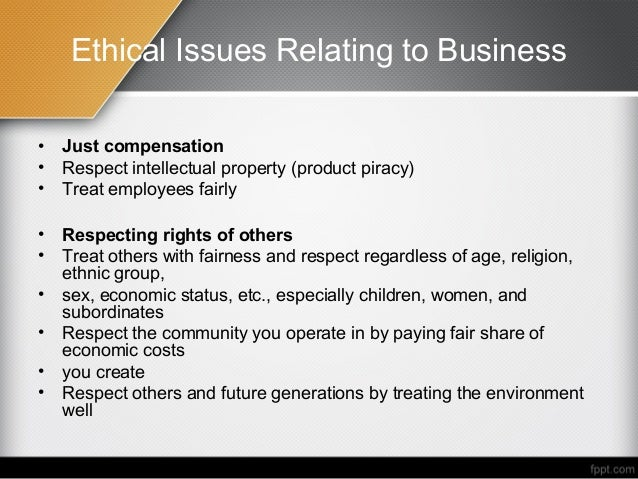 business ethics topics for research paper Business ethics research paper topics: help me make my project look better if you want to impress people with your business ethics paper, you will need to choose the topic carefully.