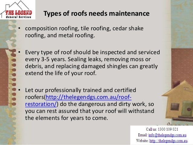 Importance Of Roof Cleaning And Maintenance